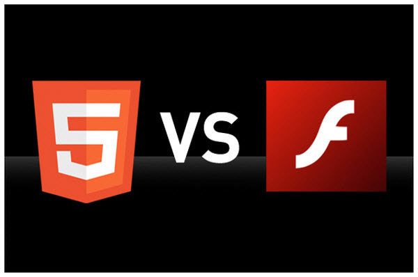 Flash or HTML5