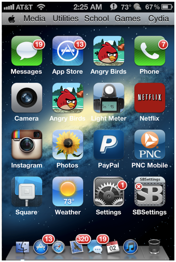 Jailbreak Apps for iPhone