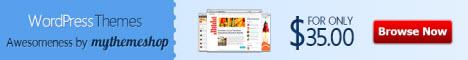 MyThemeShop High Quality Responsive WordPress Themes