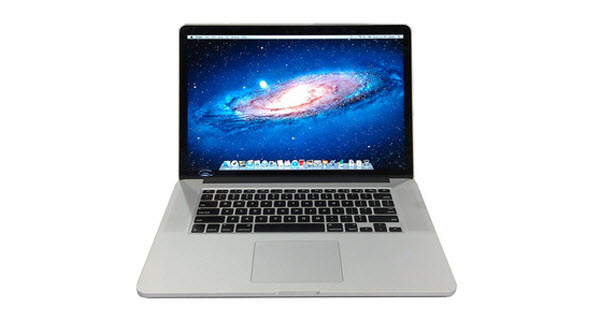 Apple MacBook Pro MC975LL/A 15.4-Inch