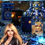 Space Settlers: Online Sci-Fi RTS Game For iPhone and iPad