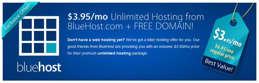 Why To Choose BlueHost Web Hosting