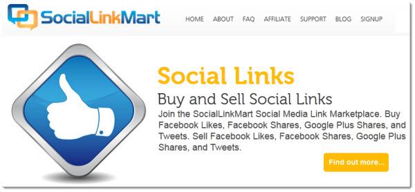 Earn Money with SocialLinkMark