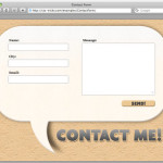Create a Web Form In Minutes With 123ContactForm