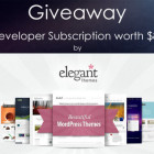 Elegant Themes Giveaway