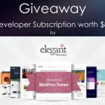 Giveaway #14: Elegant Themes Developer Membership Giveaway